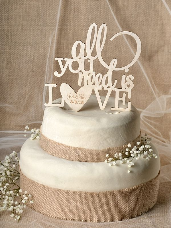 Wedding Cake Topper Wooden 03 Rus Ct Ideas In 2019