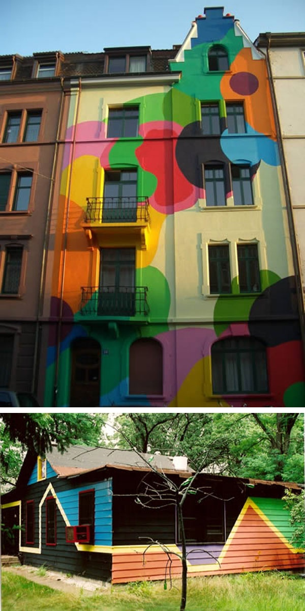 17 best images about outdoor wall murals on pinterest 3d for Best paint to use for outdoor mural