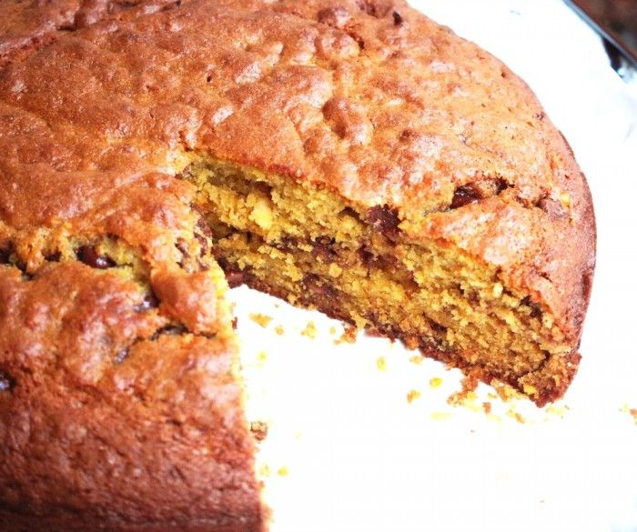 Ingredients – Thermomix 200g raw sugar 1 whole orange, unpeeled, quartered 1 teaspoon bicarbonate of soda 1/2 cup water 125g butter, softened 2 eggs 300g plain flour 1 teaspoon vanilla essence 150g milk or dark chocolate chips How to – Thermomix  Preheat the oven to 180C/160C fan-forced. Lightly grease a 20cm round tin and line the base with baking paper. Add the raw sugar to the TM bowl and mill for 7 seconds on speed 9. Set aside. Remove pips and gnarly ends from the orange quarters and…
