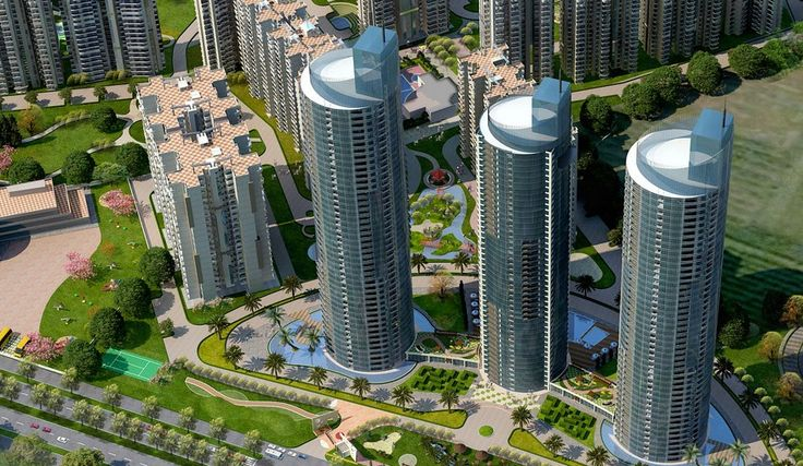 Supertech ORB is housing Project by Supertech group located at Sector 74 Noida. Supertech ORB Offers 3 and 4 bhk  flats . www.supertechorbnoida.com
