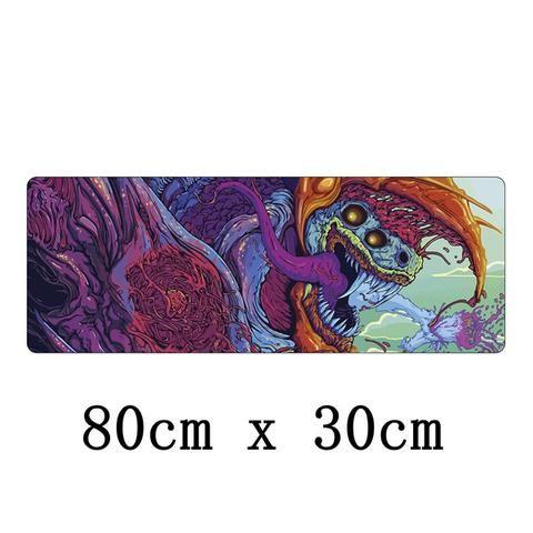 80x30cm Custom  Mouse pads