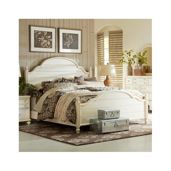 Haven Panel Bed | Joss & Main