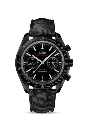 311.92.44.51.01.003 : Omega Speedmaster Moonwatch Co-Axial Dark Side of the Moon