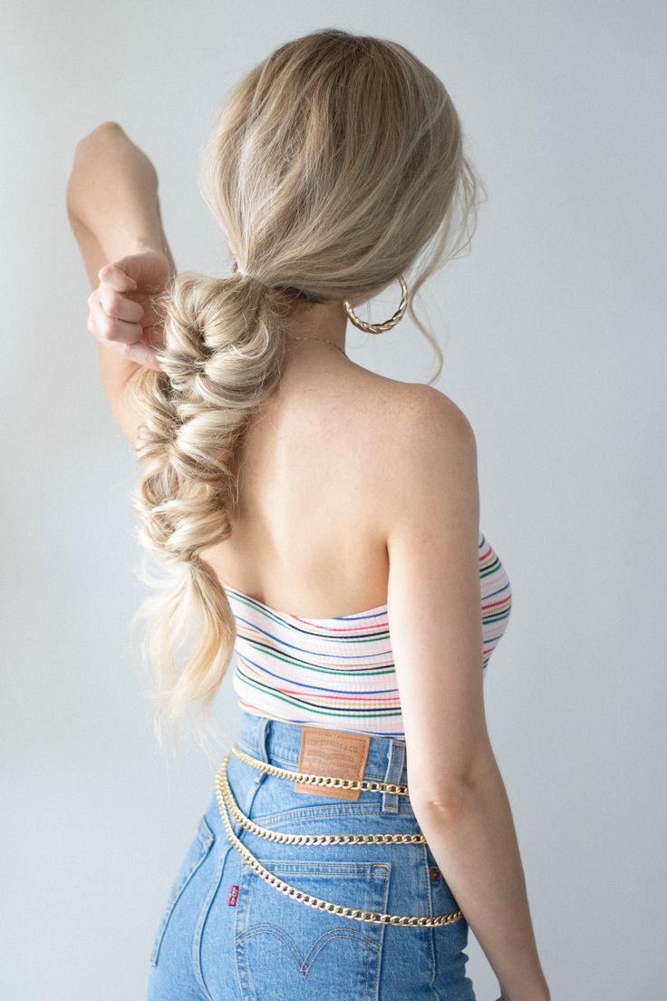 CUTE SUMMER HAIRSTYLES TUTORIAL | www.alexgaboury.com