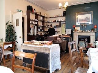 :: Soho Secret Tea Room  on Greek St ::