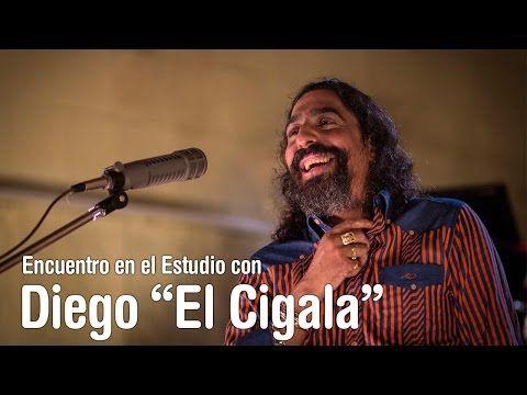 """Diego """"El Cigala"""" - Milonga de Martín Fierro - Encuentro en el Estudio - Temporada 7 - YouTube"""