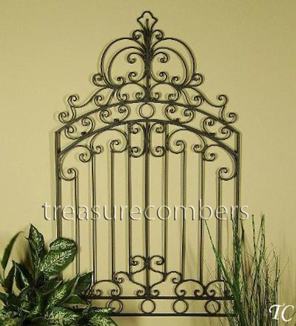 43 best wrought iron images on Pinterest   Wrought iron ...