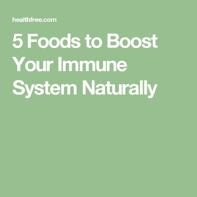 how to keep your immune system healthy naturally