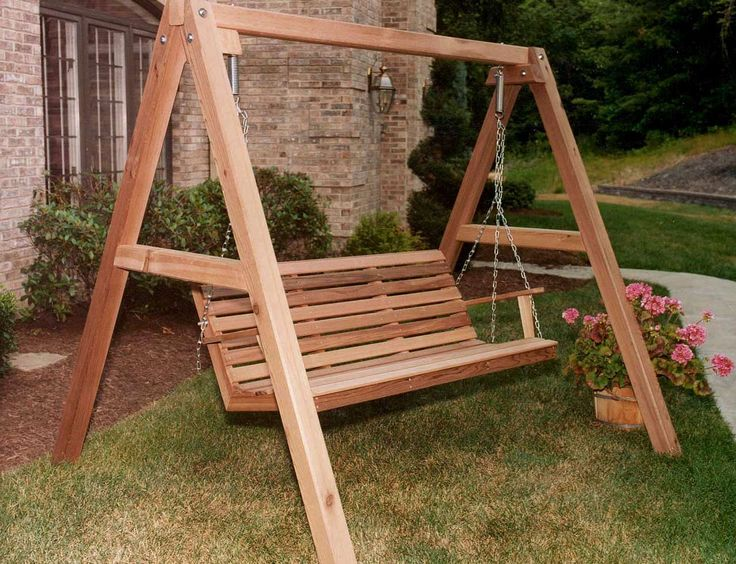 Outdoor Porch Swings Design ~ http://www.lookmyhomes.com/enjoy-the-warmth-of-the-family-along-with-porch-swings/