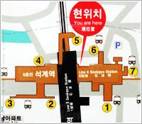 subway station maps