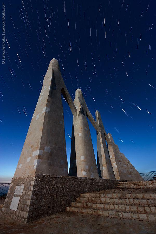 Night over Zalogo, Preveza Greece