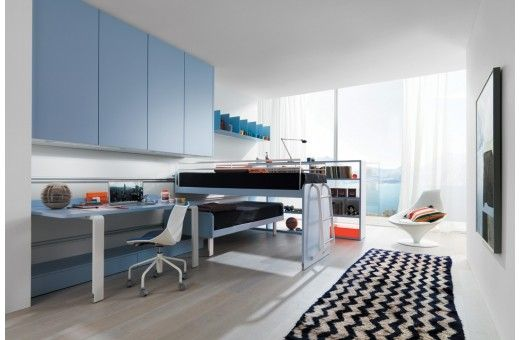 Casa Di Patsi - Έπιπλα και Ιδέες Διακόσμησης - Home Design ΜULTISPAZIO 4 - Παιδικο δωμάτιο - ΕΠΙΠΛΑ