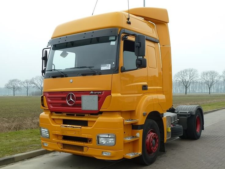 For sale: Used and second hand - Tractor unit MERCEDES-BENZ 1840 LS AXOR MANUAL