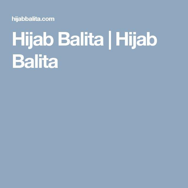Hijab Balita | Hijab Balita
