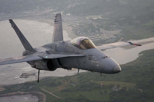 "McDonnell Douglas Boeing F/A-18 Hornet VFA-106 ""Gladiators"""