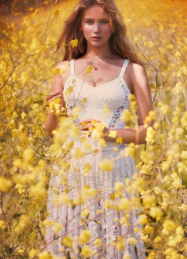 Jennifer Lawrence by Guy Aroch