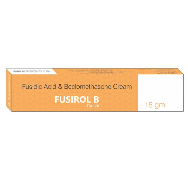 Composition : Fusidic Acid 2% + Beclomethasone 0.025% Cream - Contact us at http://tntlife.in or email us at carltondermatology@gmail.com