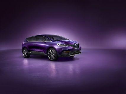 Renault heeft het rijk alleen! De nieuwe Renault Espace 2014