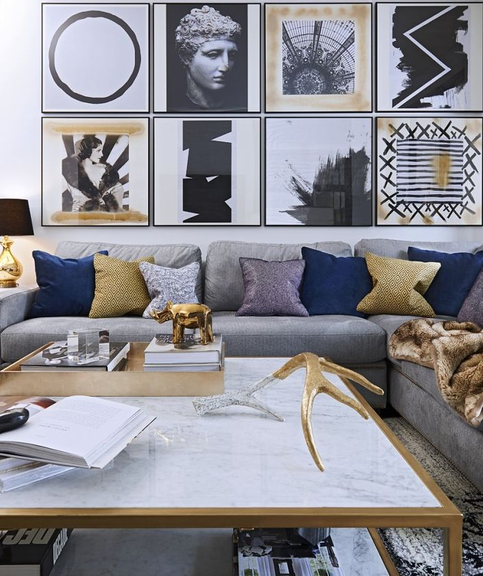 284 Best Decorate The Wall Interiors Images On Pinterest