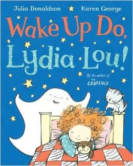 Rs. 200. Wake Up do, Lydia Lou - Julia Donaldson, Karen George, Macmillan Books, 24 Pages, Paperback. A little ghost tries to give Lydia Lou a scare . . . but he can't even wake her up. So he fetches his noisy animal friends to help: Mew! Moo! Too-whit too-whoo! Wake up do, Lydia Lou! Will anything ever wake her?