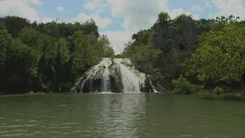 Turner Falls Park is a breathtaking location any time of year.