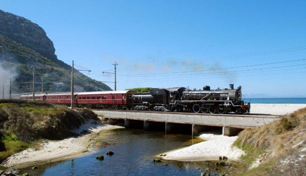 Gegarandeerd een dag familiepret: stap in de stoomtrein van Kaapstad naar Simon's Town! http://kaapstadmagazine.nl/atlantic-rail-stoomtrein-kaapstad