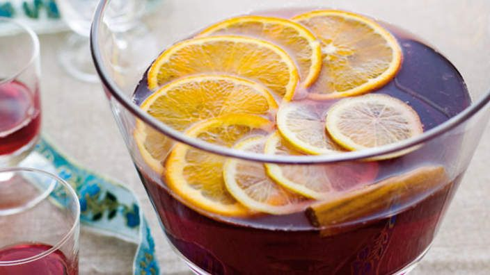 Sangria recipe : SBS Food