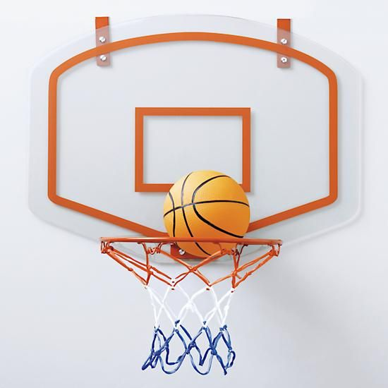 Stop and Pop Basketball Hoop in All Big Kid Gifts | The Land of Nod -