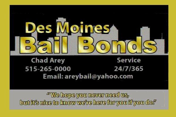 Des Moines Bail Bonds LLC is a preferred bail bonds company in the Des Moines, I…