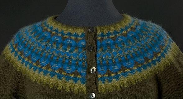 Bohus Museum  Turquoise Light