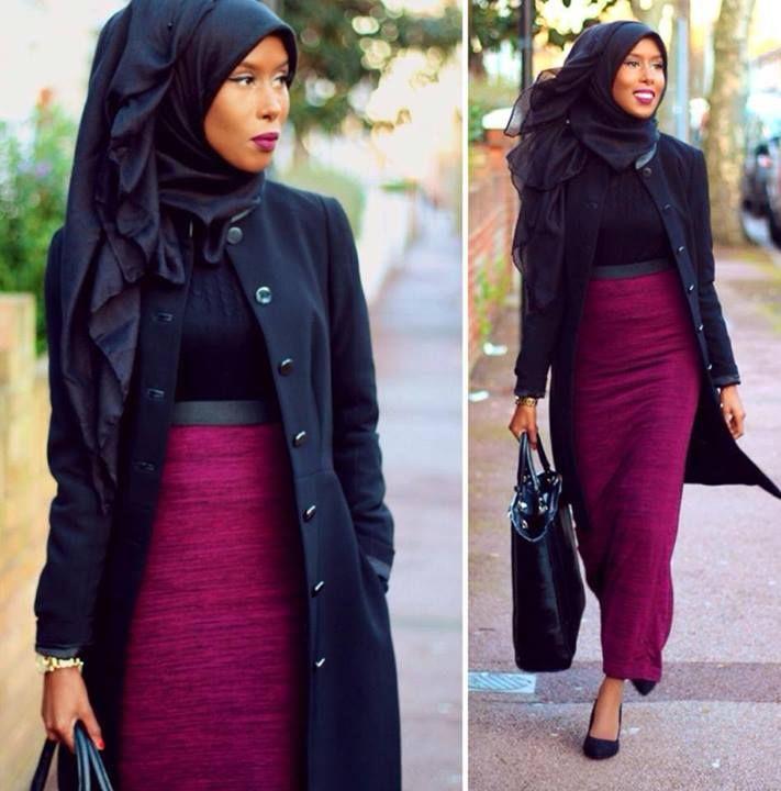 ...... Muslimah hijab inspiration