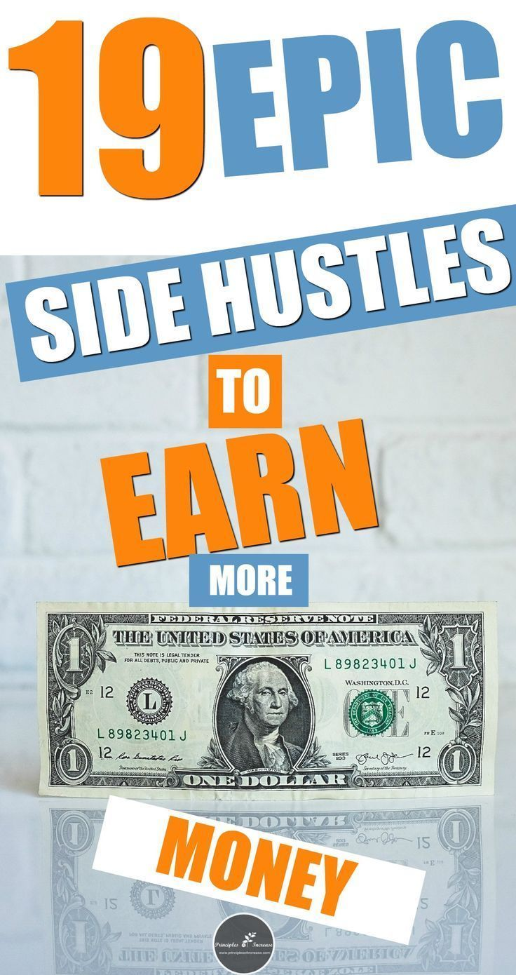 19 Streams of Income You Can Start Now: Earn Extra Money with Side Hustles – #ea… – northern lights