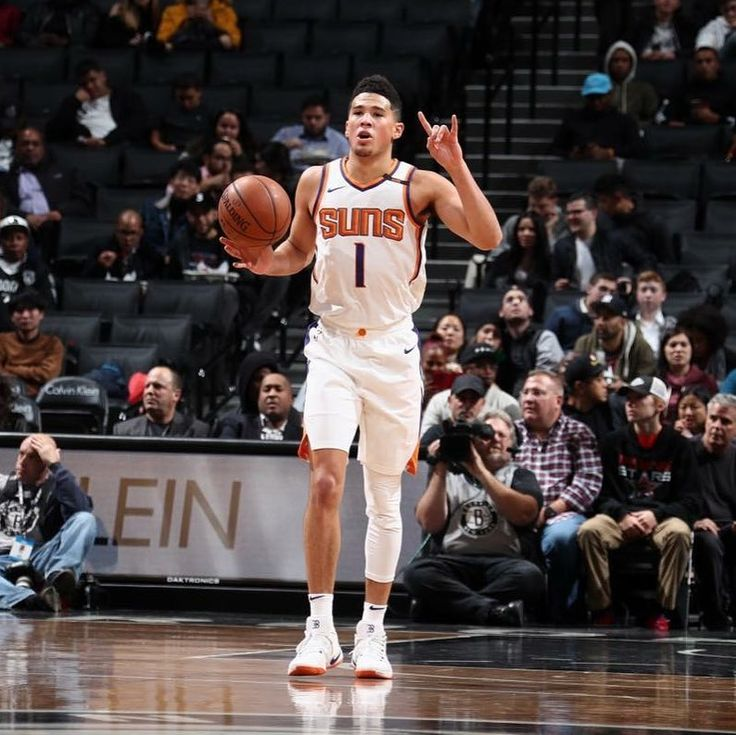 """Golden State Warriors' Kevin Durant said his former team, the Oklahoma City Thunder, wanted Devin Booker years ago before he ever put on a Suns uniform. """"We called Devin Booker,"""" Durant told The Bill Simmons Podcast. """"We wanted Devin Booker in OKC. I wanted him."""" The Phoenix Suns eventually selected Devin Booker 13th overall and the Thunder selected Cameron Payne 14th overall. The rest is history. #BBN"""