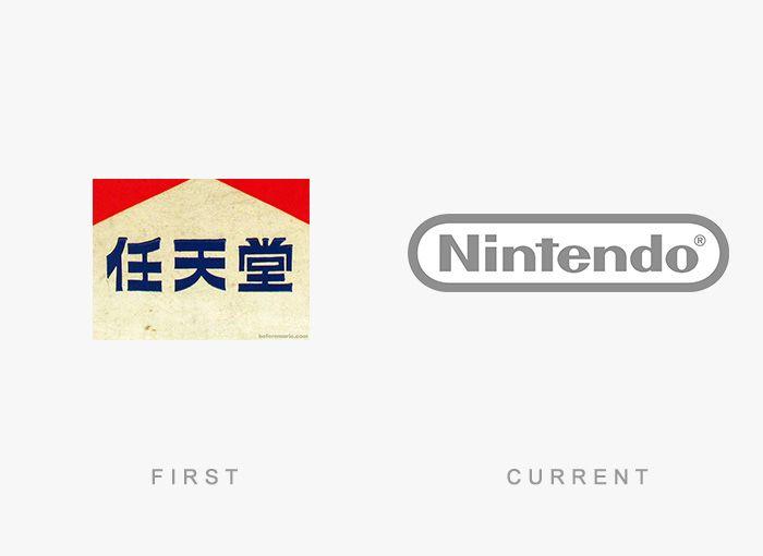 O Antes E O Depois De 20 Logos Famosos