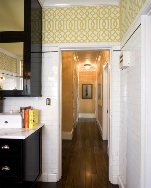 Black White Kitchen Wallpaper: 110 Best Images About Tile On Pinterest