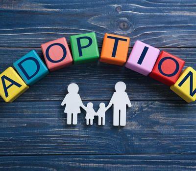 Adoption social services