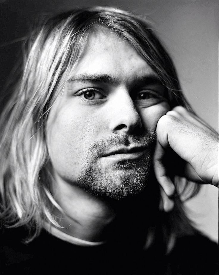 17 Best images about Kurt Cobain on Pinterest