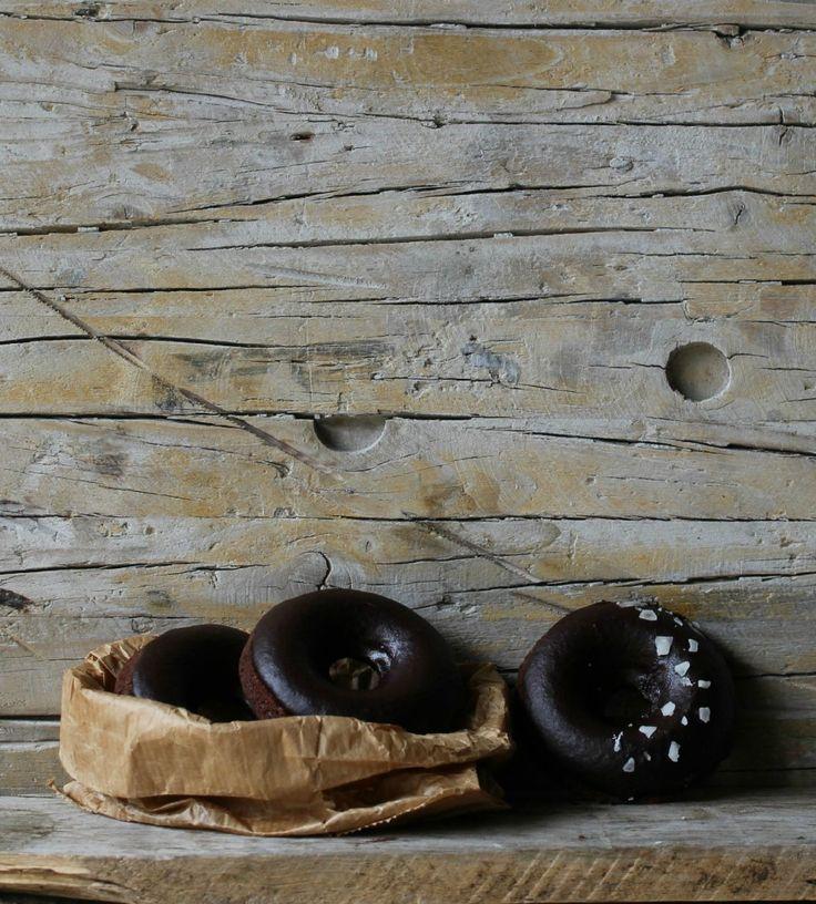 roscos de chocolate