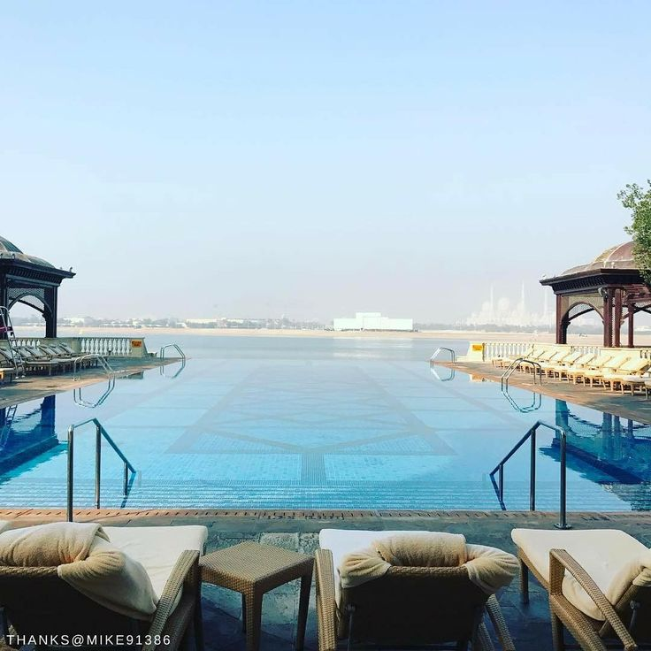 Pool views don't get much better than this! Who would you like to join you in this idyllic setting? @shangrilaabudhabi 📷: @mike91386.  #Shangrilahotels #Shangrilaabudhabi #Shangrila #abudhabi #beautifulhotels #poolside #view #travel #vacation #wanderlust #adventure #travelgram #instatravel #travelphotography