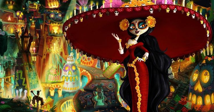 Second 'Book of Life' Trailer Reteams Channing Tatum and Ice Cube -- Guillermo Del Toro produces the animated adventure 'Book of Life', a vibrant fantasy adventure that utilizes today's pop music in its story telling. -- http://www.movieweb.com/news/second-book-of-life-trailer-reteams-channing-tatum-and-ice-cube