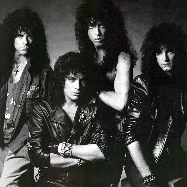 KISS--crazy nights, 1987