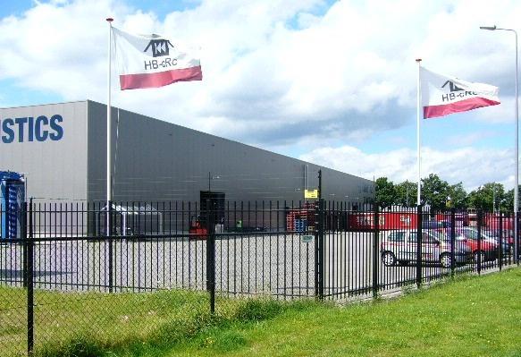 HABE depot Tilburg