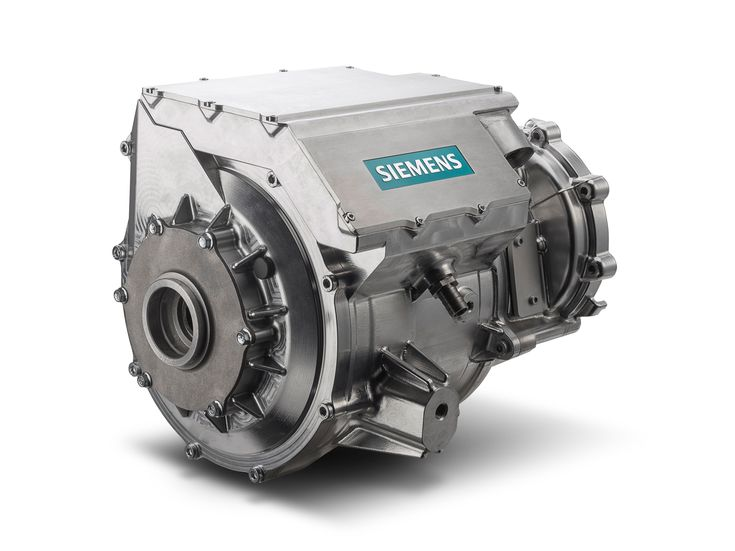 Siemens has developed a solution for integrating an electric car's motor and inverter in a single housing. Until now, the motor and the inverter, which converts the battery's direct current into alternating current for the motor, were two separate components. The new integrated drive unit saves space, reduces weight, and cuts costs. The solution's key feature is the use of a common cooling system for both components. This ensures that the inverter's power electronics don't get too hot…