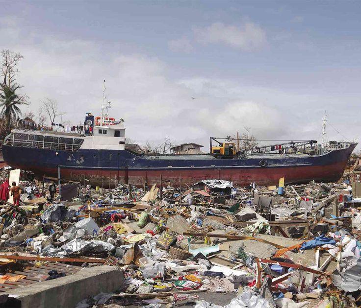 Philippines storm Yolanda cebu   INQUIRER.net   Latest ...