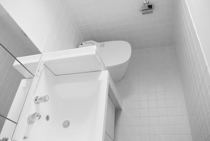 トイレ:Panasonic<アラウーノ>洗面化粧台:NORITZ<キューボ>
