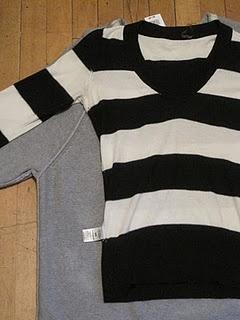 DIY Upcycled Kleid aus einem zu großen Pullover