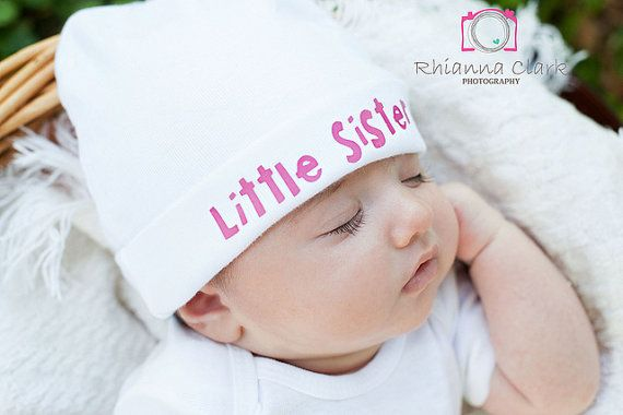 Hey, I found this really awesome Etsy listing at https://www.etsy.com/listing/178931081/infant-baby-girl-little-sister-little