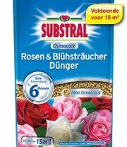 Substral® Mestkorrels voor bloeiende struiken