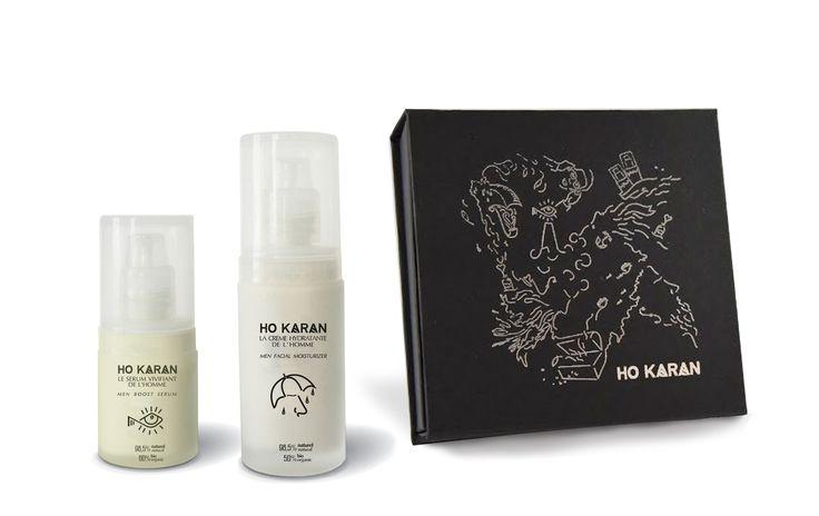 HO KARAN - coffret cosmétiques #douxgood #cadeau #homme #cosmétiques #bio #naturel