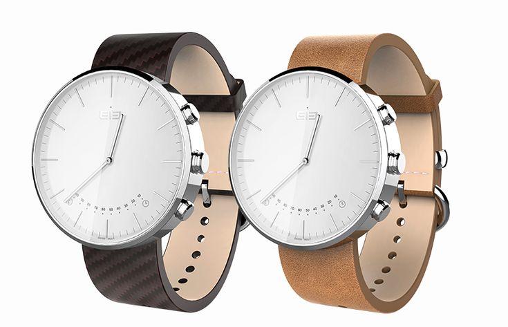 Elephone W2, une montre fitness élégante et sans écran tactile - http://www.frandroid.com/produits-android/accessoires-objets-connectes/336836_elephone-w2-une-montre-fitness-elegante-et-sans-ecran-tactile  #Montresconnectées, #ObjetsConnectés